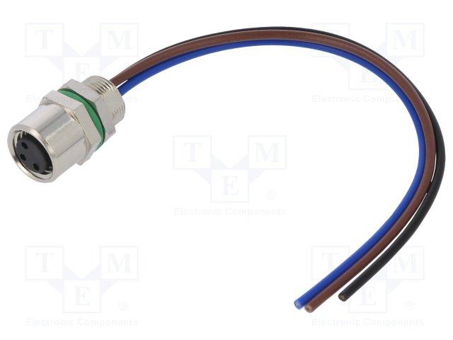 Разъем DEGSON ELECTRONICS SM8-S50C-A3F-2A01 0